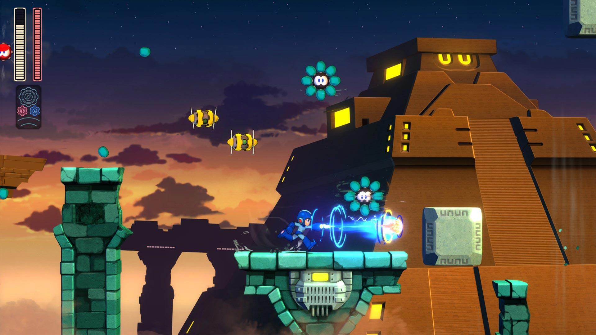 Megaman 11 - Reseña.