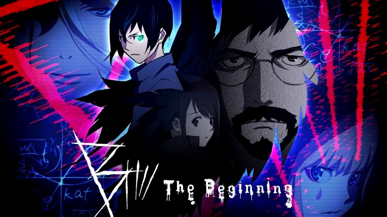 B: The Beginning - Anime en Netflix