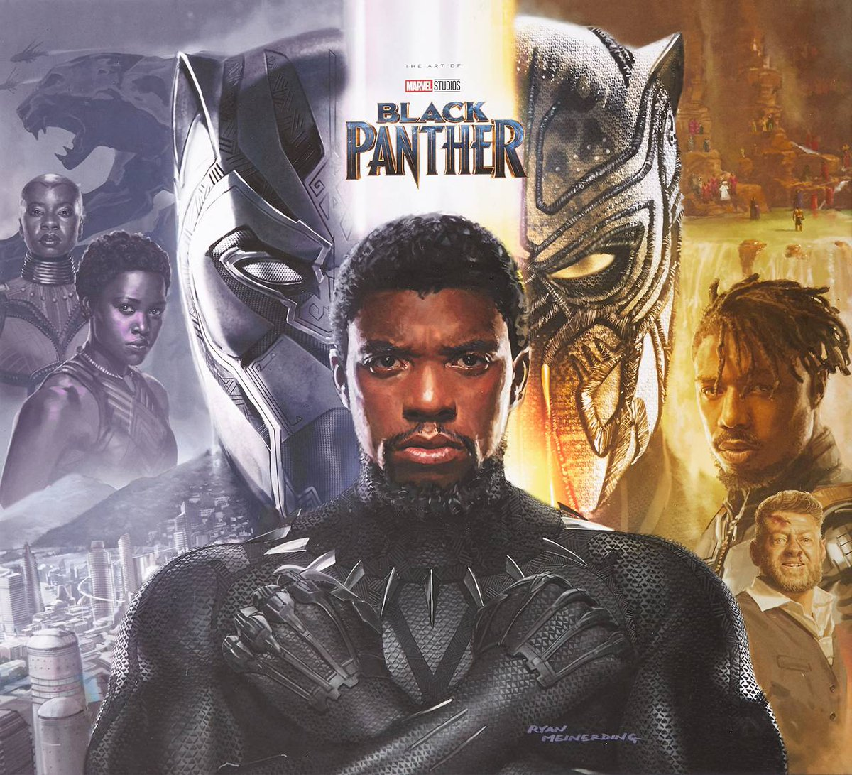 Black Panther - MCU Fase 3