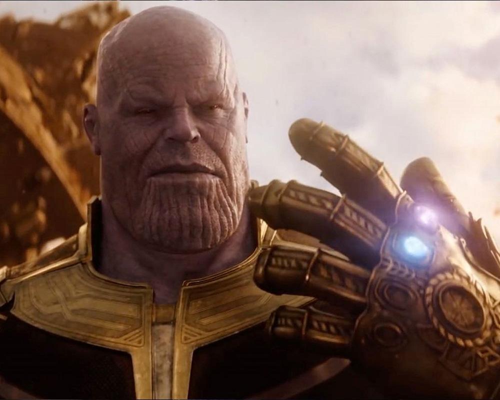 Avengers: Endgame - MCU Fase 3 - Thanos