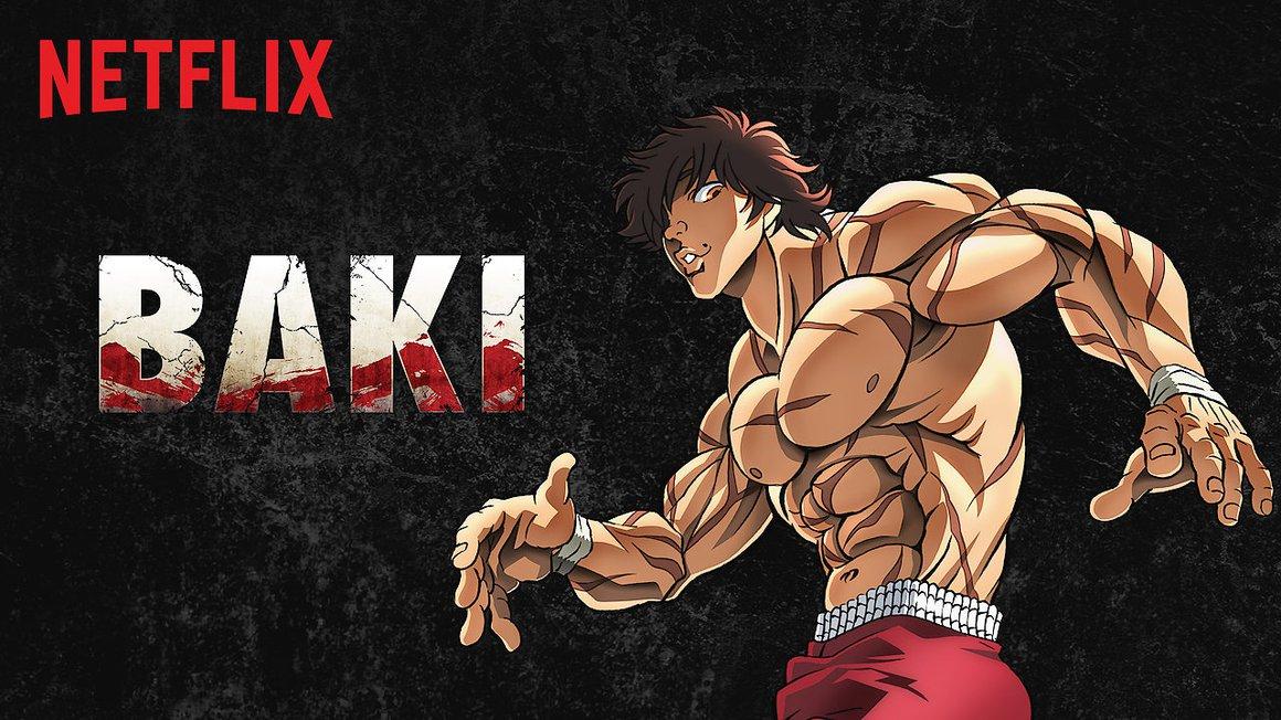 Baki: anime en Netflix