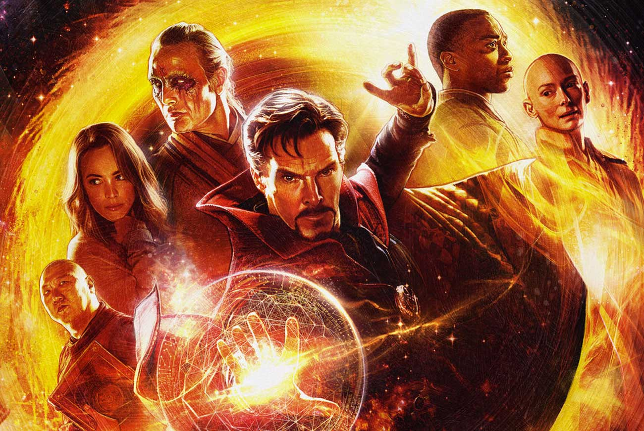 Doctor Strange - MCU Fase 3