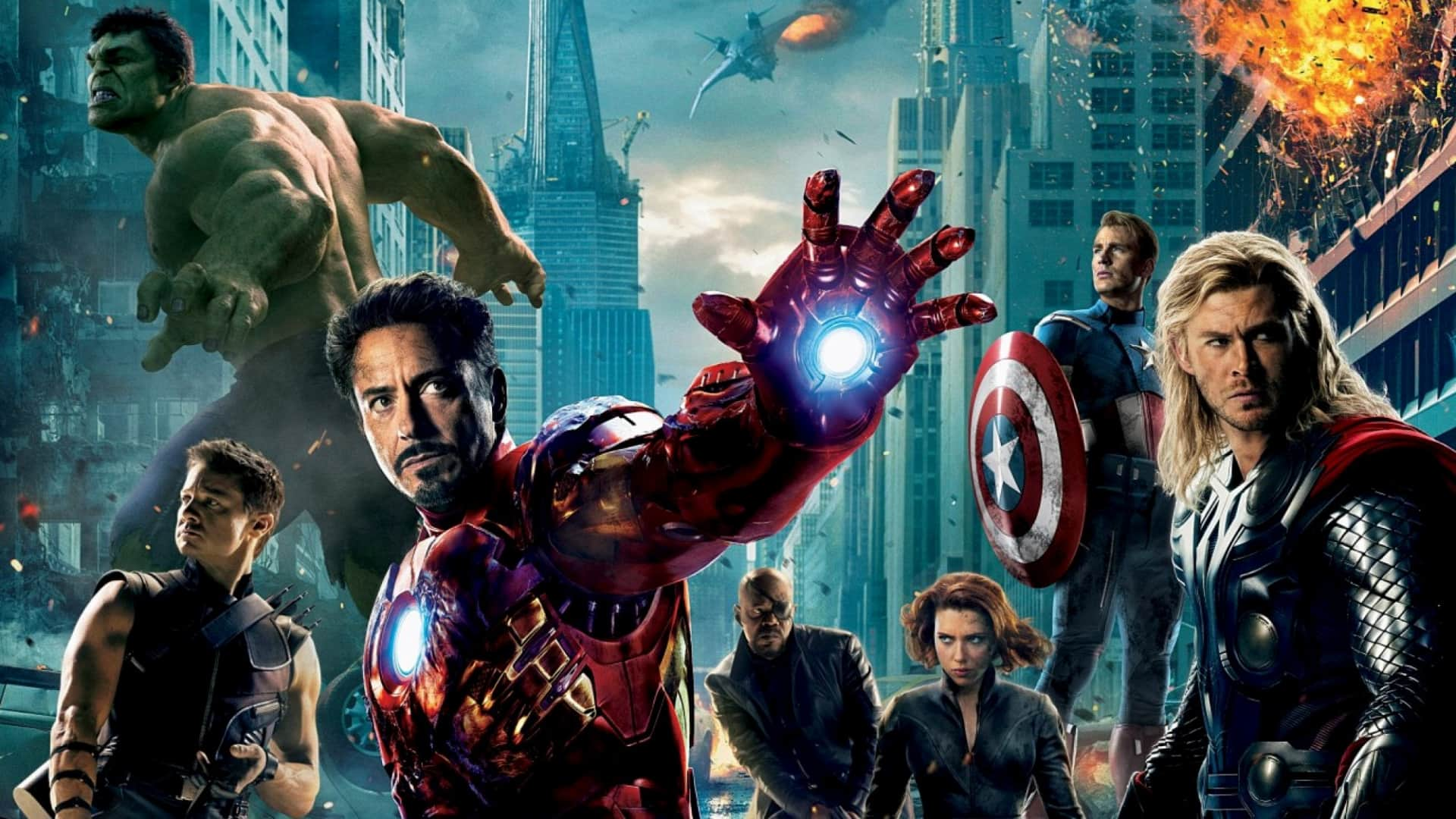 Avengers Endgame.