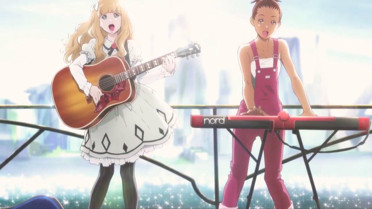 Carole and Tuesday - Anime Recomendado
