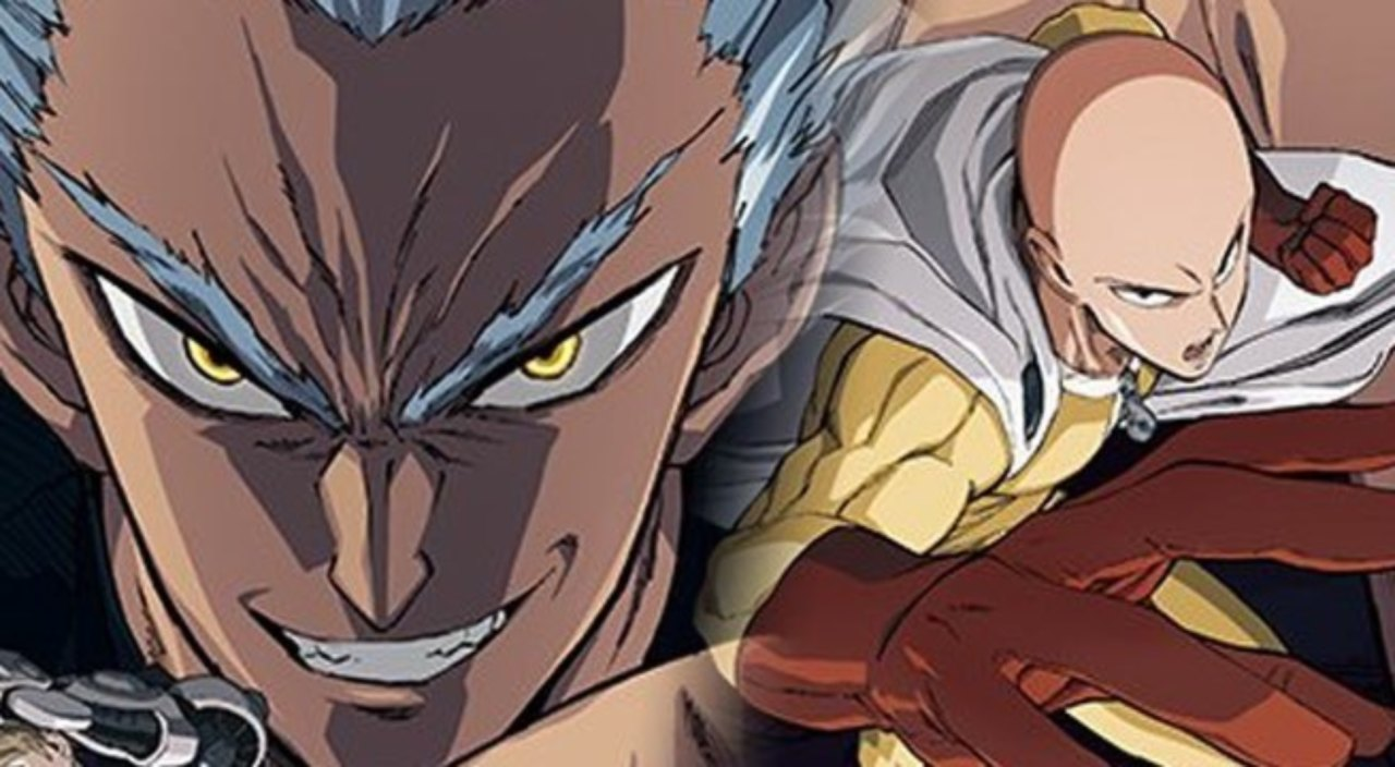 One Punch Man - Anime Recomendado Primavera 2019