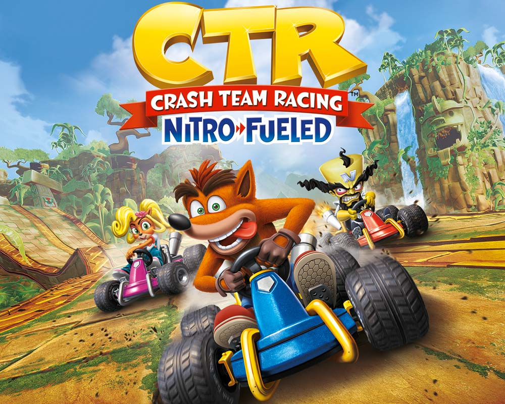 CTR - Crash Team Racing: Nitro Fueled