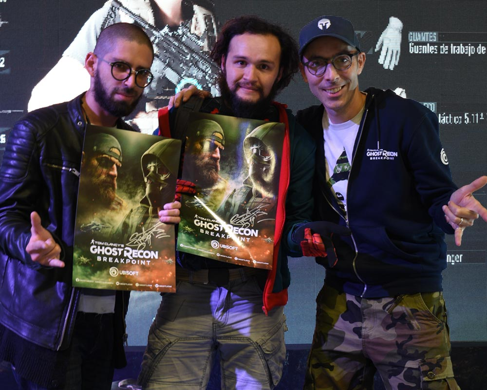 Our interview to Jonathan Gringas Head of Design of Ghost Recon Breakpoint