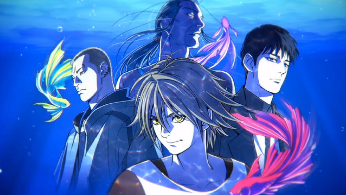 Pet - Anime Invierno 2020