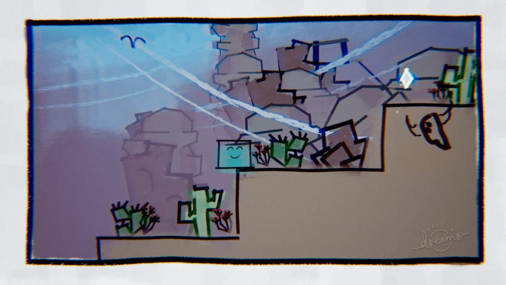 Reseña Dreams - PlayStation 4 - Comic Sands