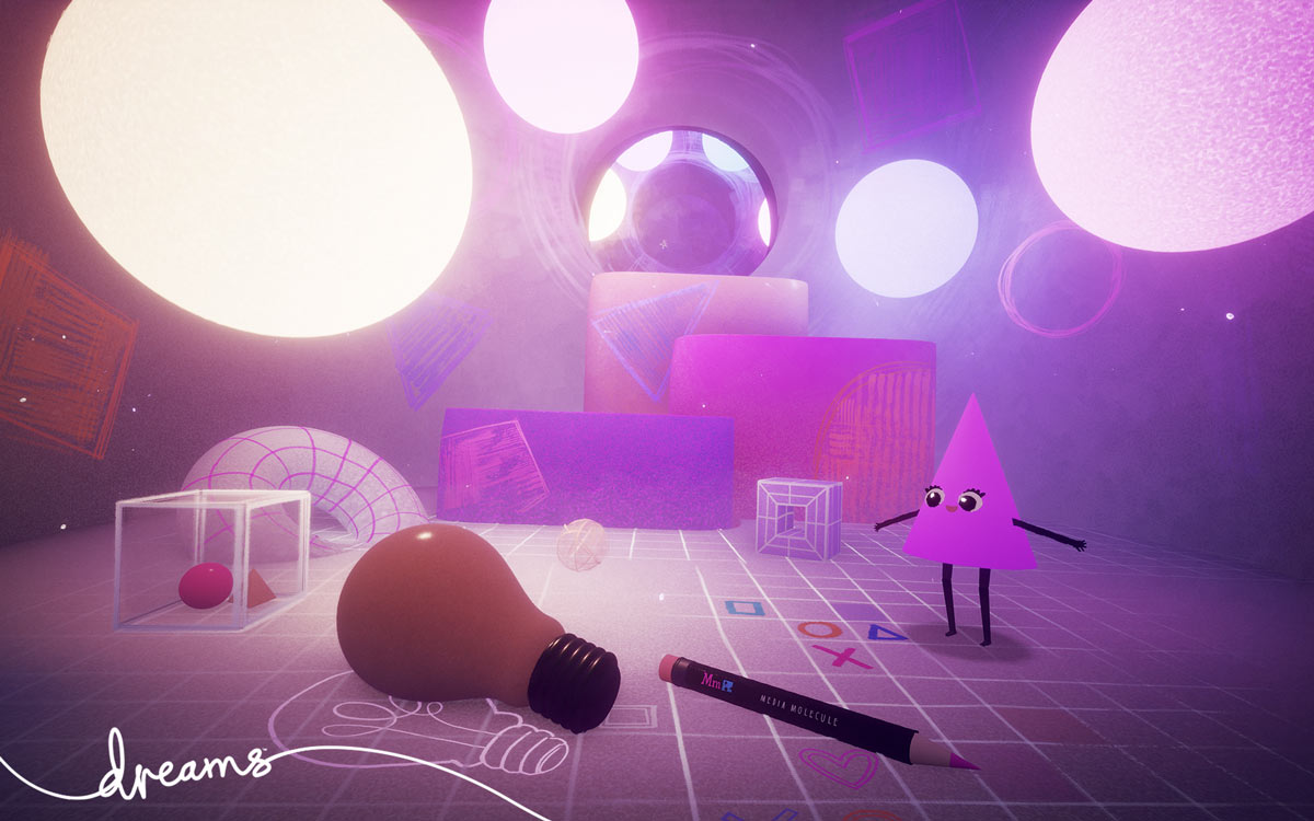 Reseña Dreams - PlayStation 4