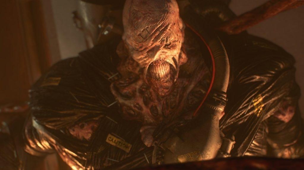 Némesis - Resident Evil 3 Remake