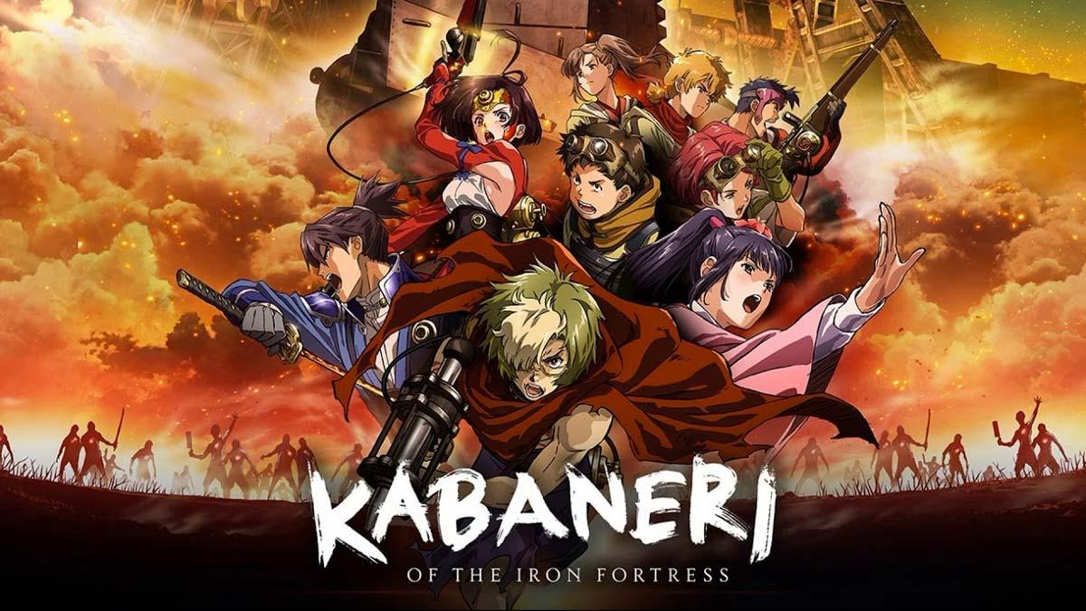 Kabaneri - Anime