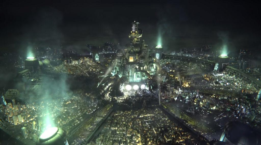 Final Fantasy 7 Remake -  Midgar