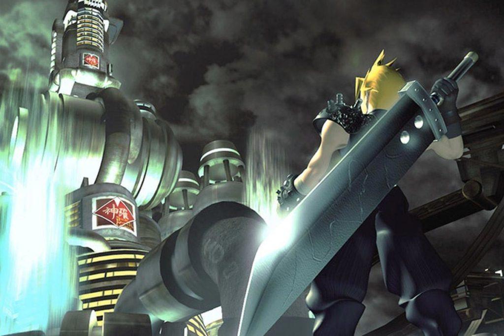 Gráficos Final Fantasy 7 para la PlayStation One