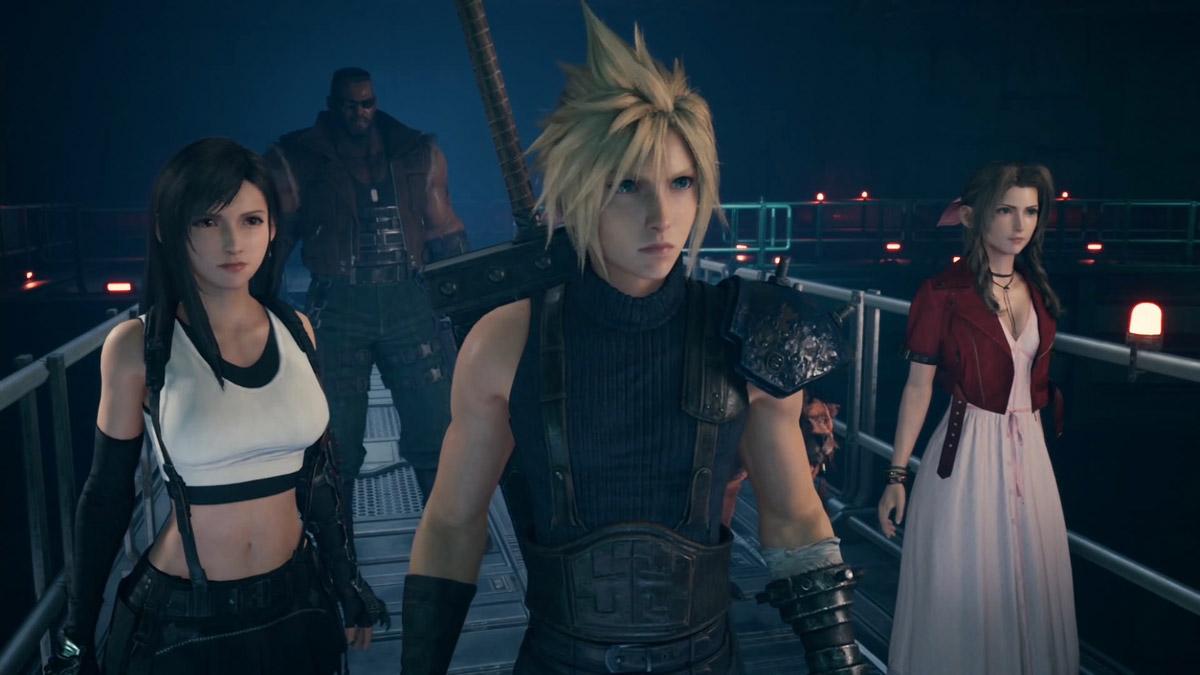 Reseña Final Fantasy 7 Remake - Segunda Parte - Personalidades de un Planeta