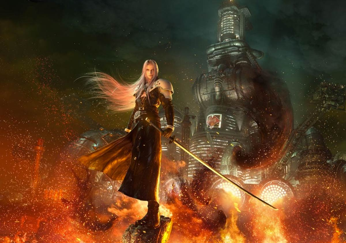 Final Fantasy 7 Remake (Review-Parte 3): Combate de Primera Clase.