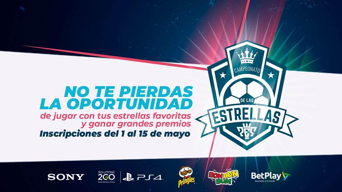 Torneo de las Estrellas PES 2020 - Bases del Torneo.