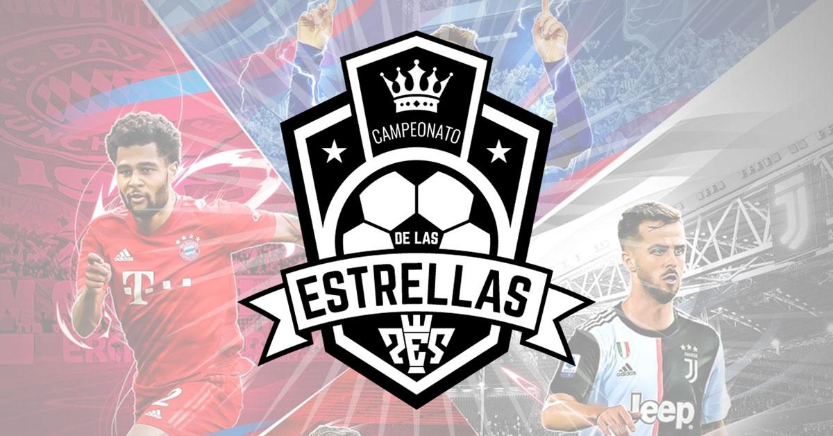 Participa en el Torneo de las Estrellas PES 2020