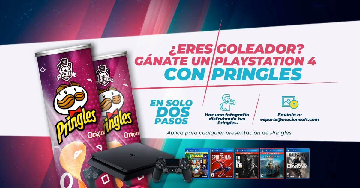 Torneo de las Estrellas PES 2020 - Pringles