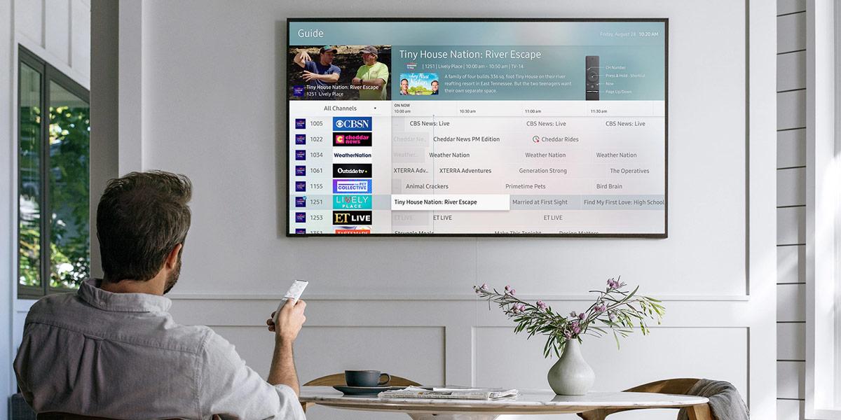 Conoce los mejores Smart Tvs de Samsung