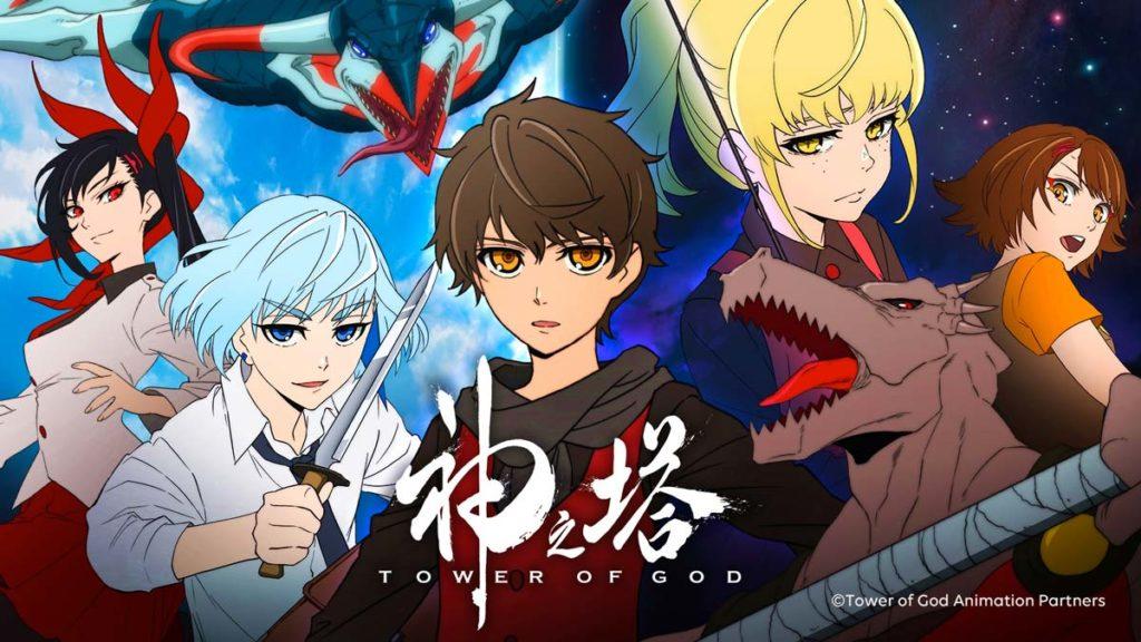 De ser un Webtoon a una producción original de Crunchyroll, Tower of God, uno de nuestros recomendados anime 2020.