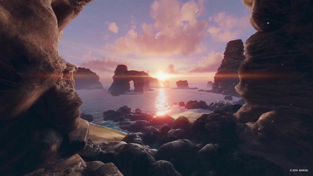 Marvel's Iron Man VR - Detalles gráficos.