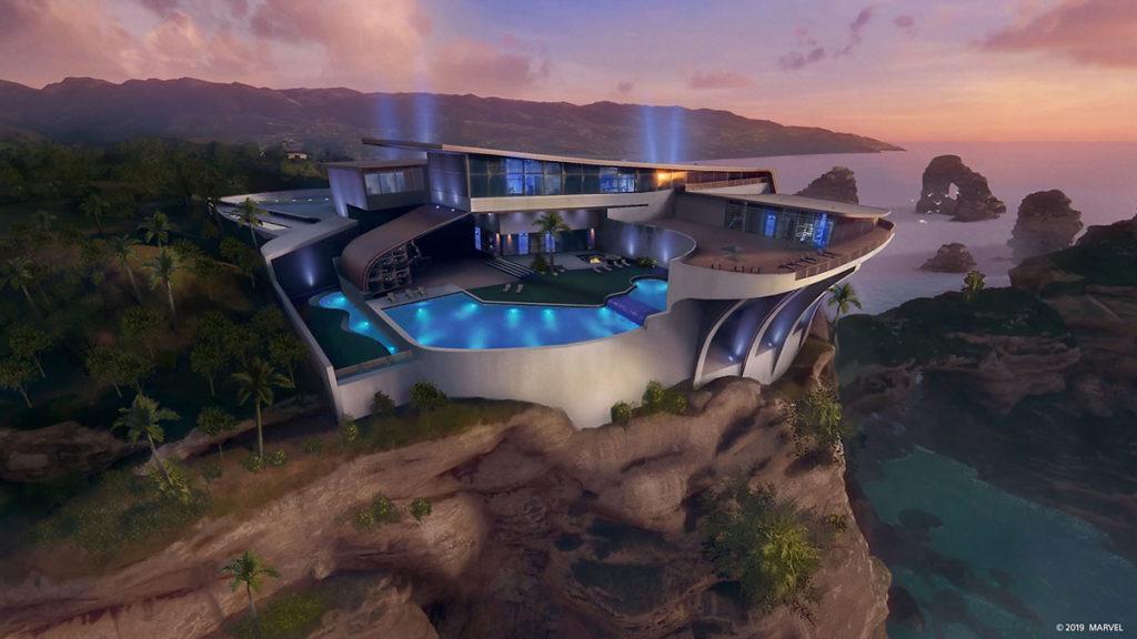 Marvel's Iron Man VR - La mansión de Tony Stark.