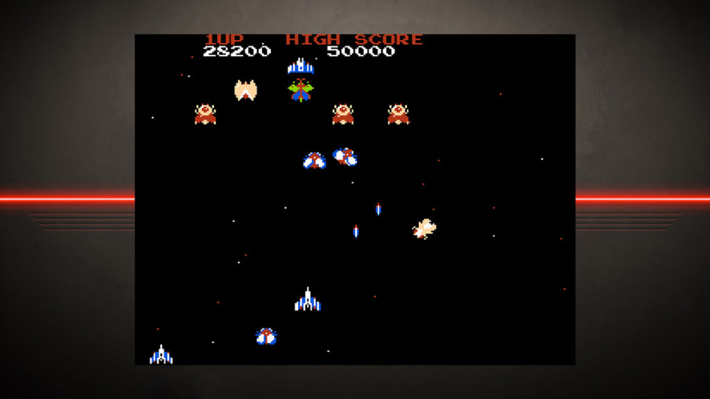 Namco Museum Archives - Galaxian