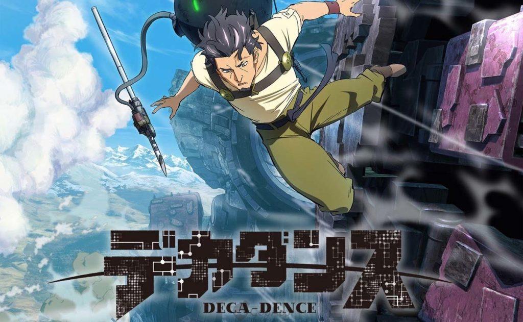 Recomendados Anime de Verano 2020 - Deca-Dence