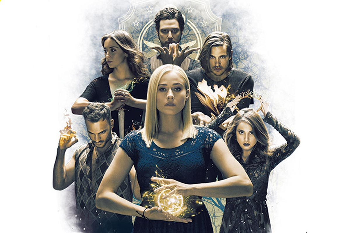 The Magicians SyFy Channel