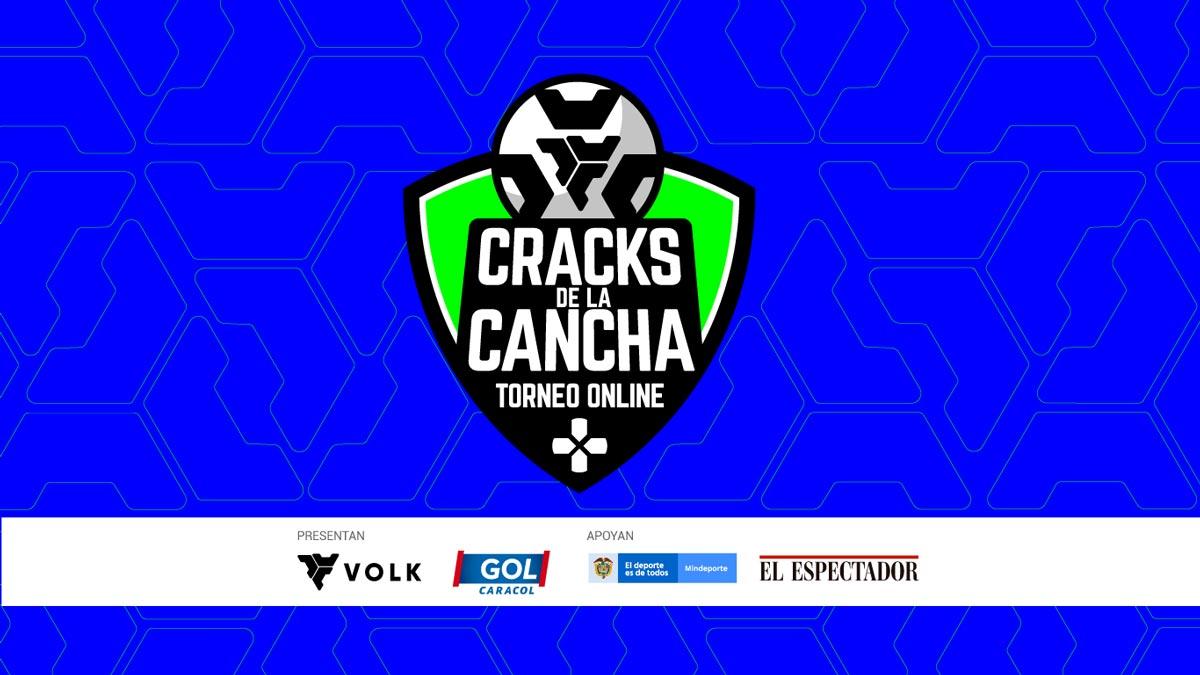 Cracks de la Cancha el torneo de FIFA 20 de VolkGames y Gol Caracol
