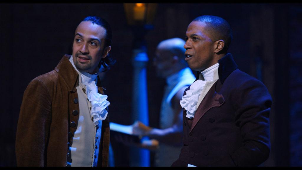 Hamilton, la multipremiada obra de Broadway llega también a Disney+.