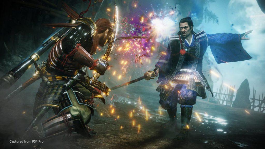 Nioh 2 - The Tengu's Disciple DLC - Sasaka
