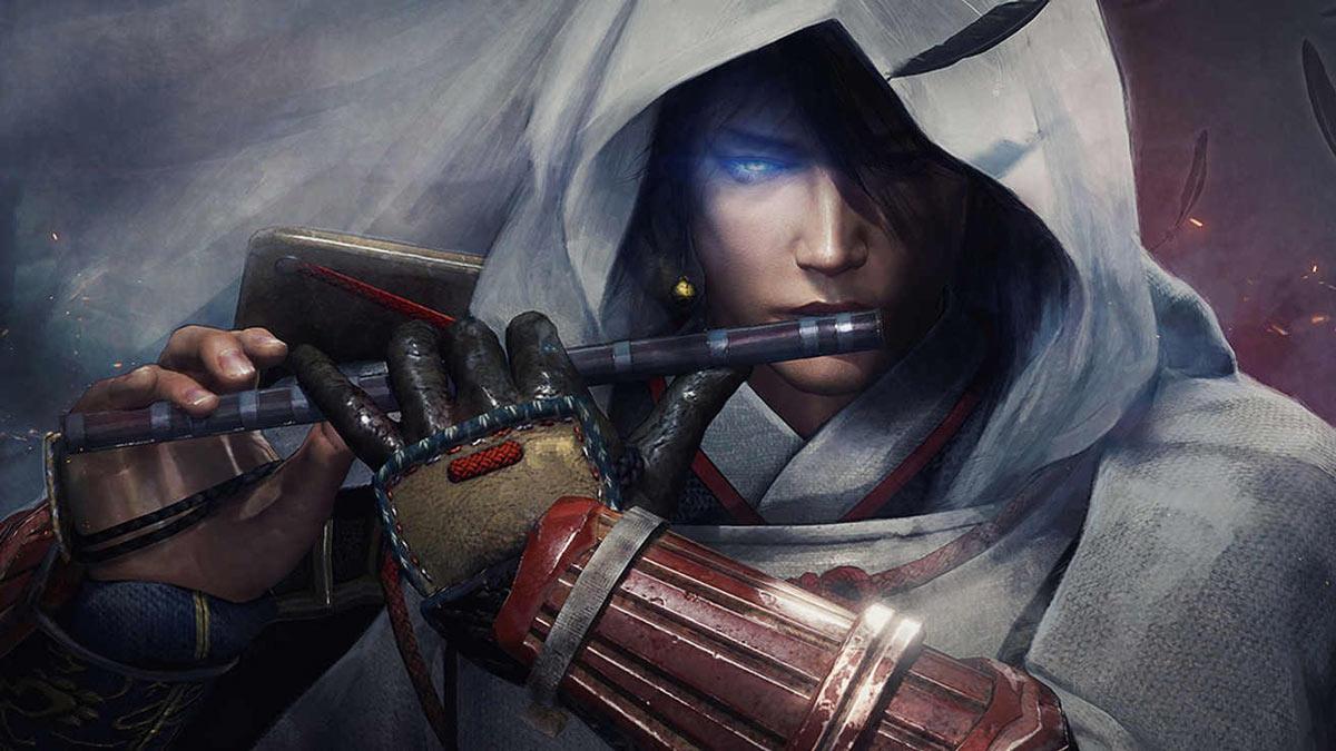 Nioh 2 - The Tengu's Disciple DLC
