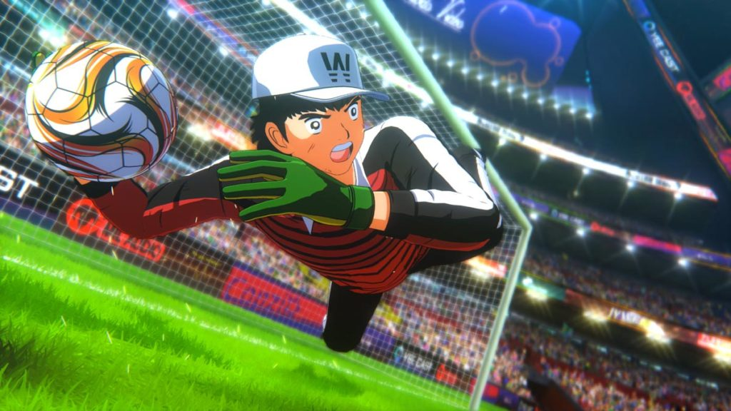 Captain Tsubasa: Rise of the New Champions - Benji Price