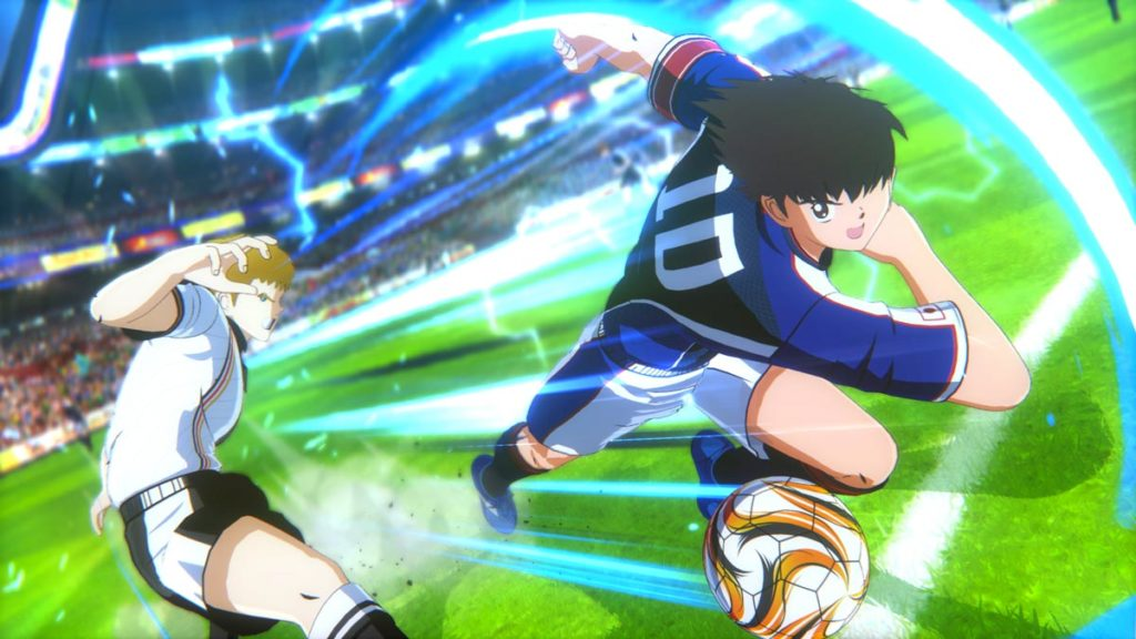 Captain Tsubasa: Rise of the New Champions - Japón Vs. Alemania