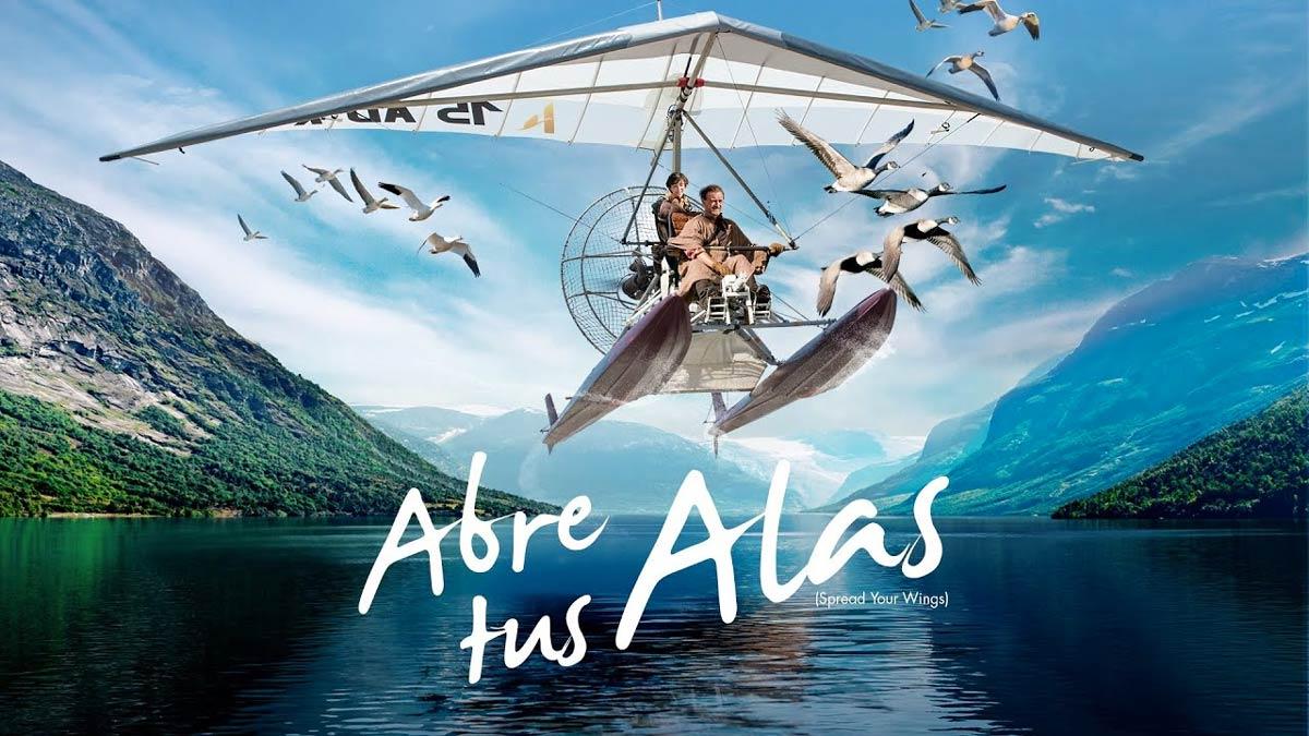 Abre Tus Alas - Spread Your Wings - Reseña