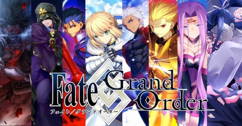 Anime Otoño 2020 - Fate Grand Order