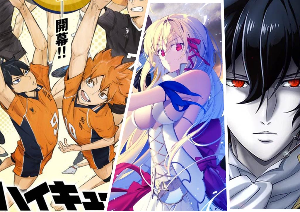 Nuestros recomendados para la temporada de Anime Otoño 2020