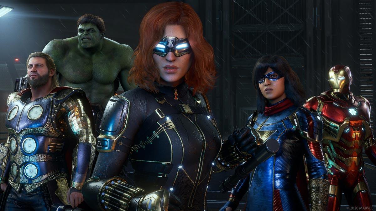 Marvel's Avengers - Reseña