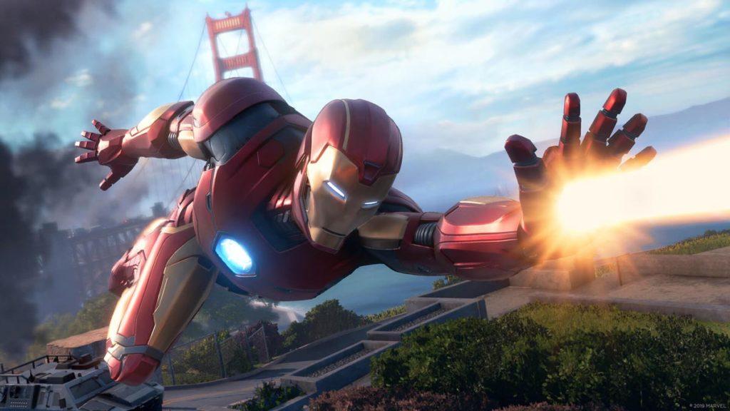Marvel's Avengers - Iron Man siendo... pues eso, Iron Man!