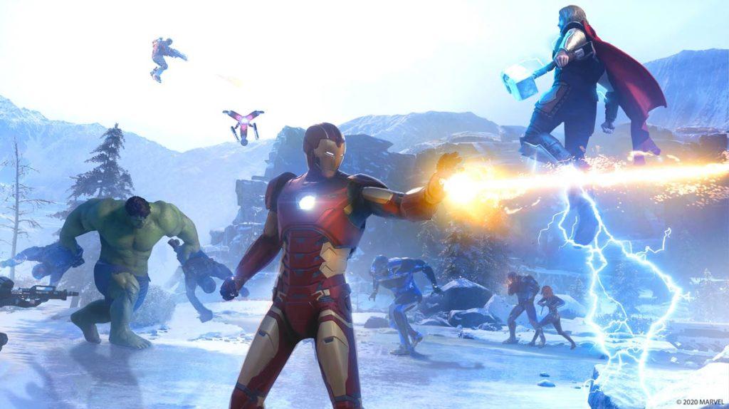 Marvel's Avengers - Avengers... Assemble!