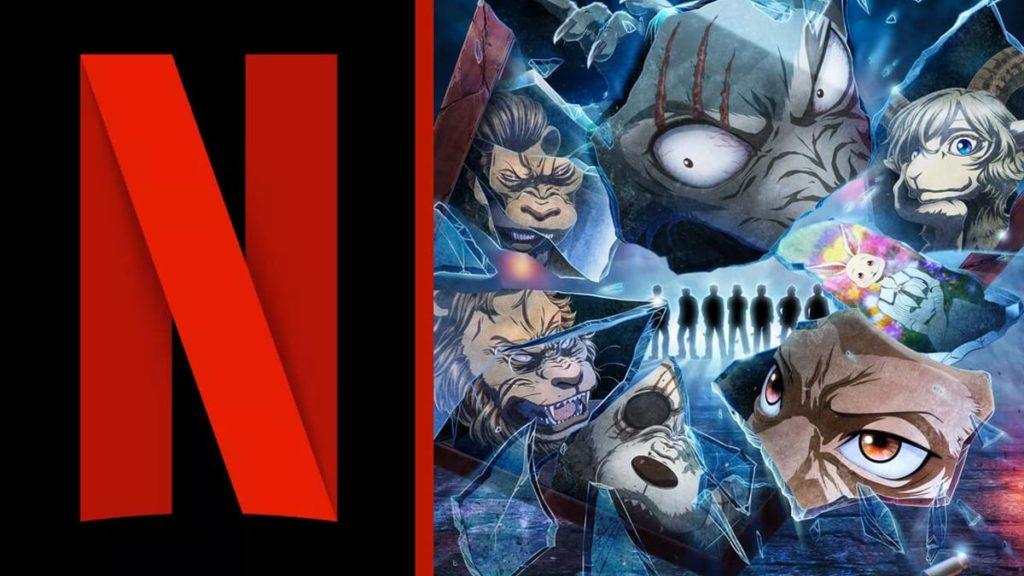 Nuestros recomendados de Anime de Invierno 2021: Beastars.