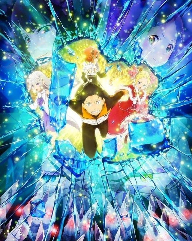 Nuestros recomendados de Anime de Invierno 2021: Re:Zero Parte 2
