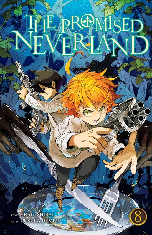 Nuestros recomendados de Anime de Invierno 2021: The Promised Neverland.