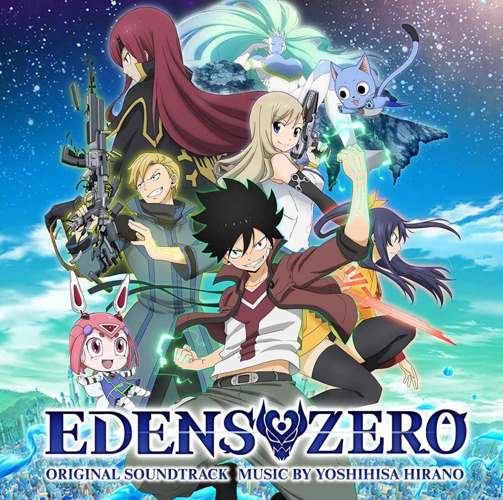 Eden's Zero - Recomendados Anime de Verano 2021