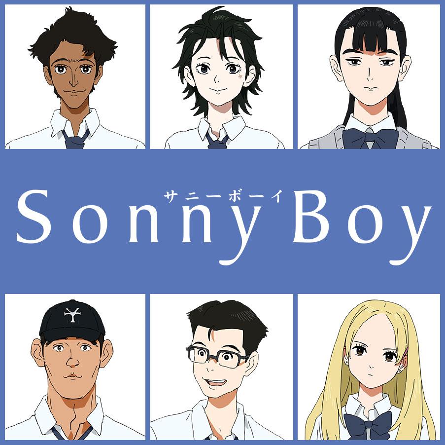 Sonny Boy - Recomendados Anime de Verano 2021