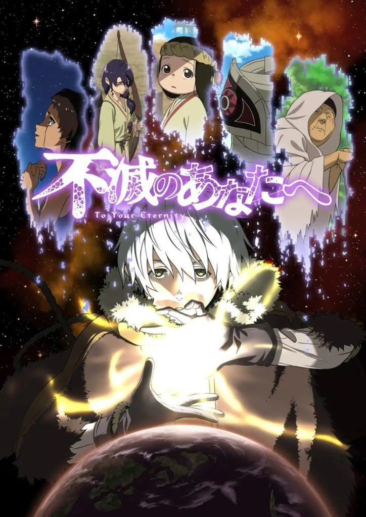 To Your Eternity - Fumetsu No Anata e - Recomendados Anime de Verano 2021