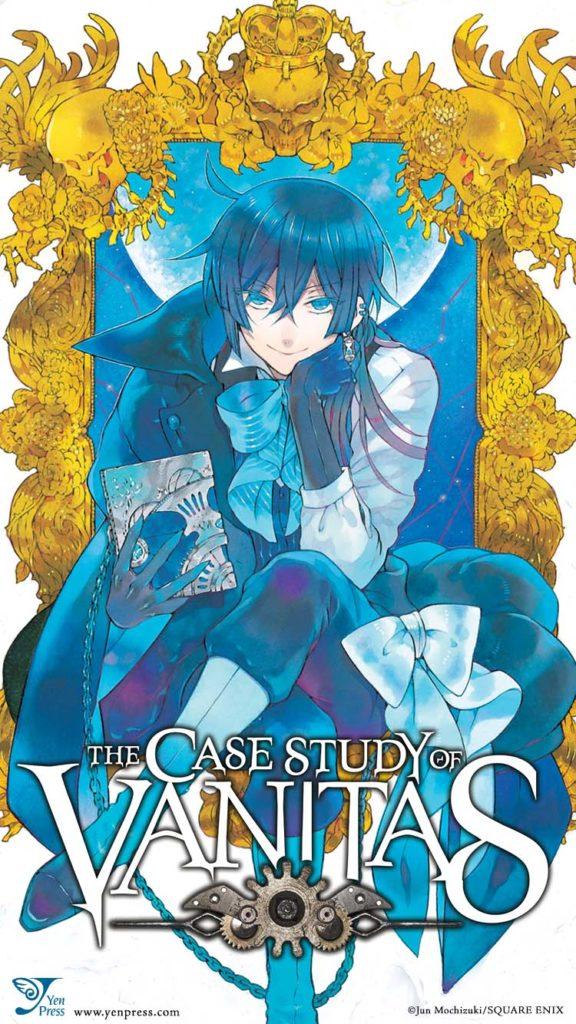 The Case Study of Vanitas -Recomendados Anime de Verano 2021